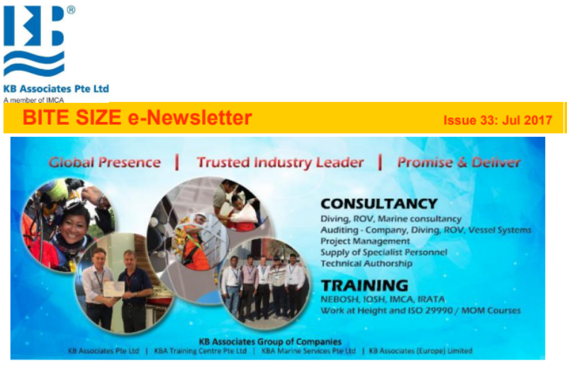 Jul 2017 Newsletter Issue #33