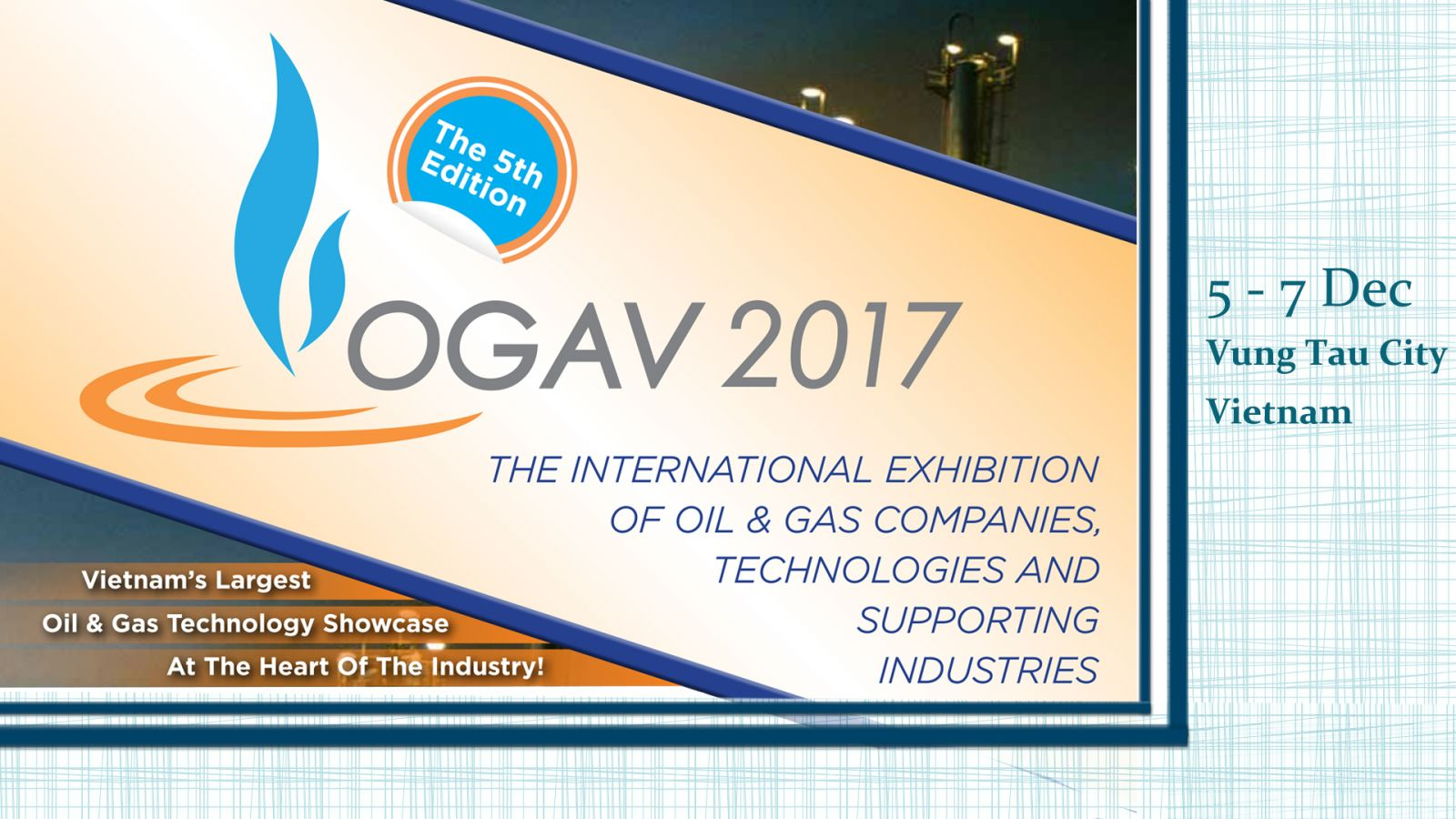 Vietnam Largest Oil & Gas Technology Showcase