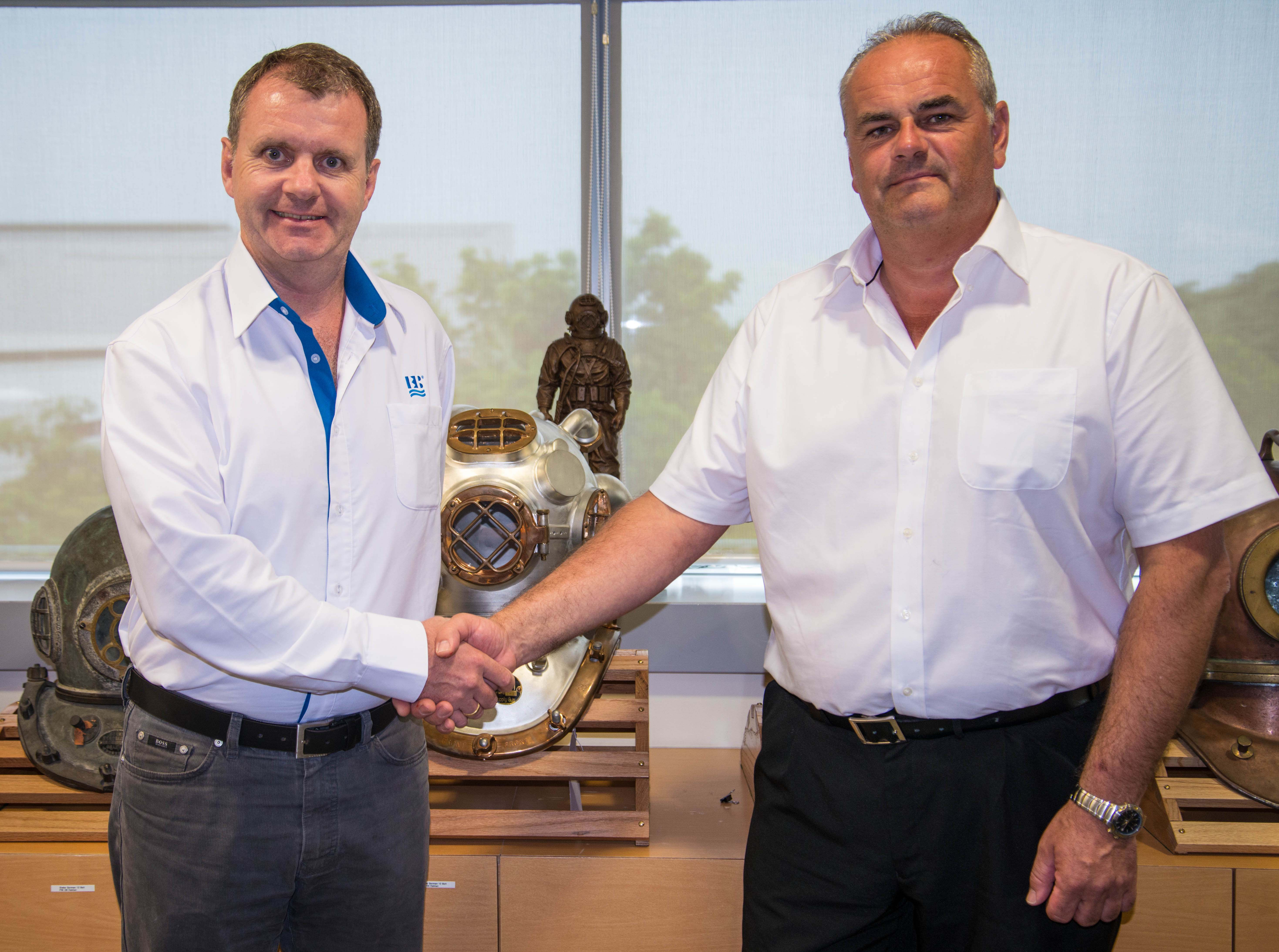 Diver Safety is Paramount says New Partnership KB Associates & MTCS Ltd