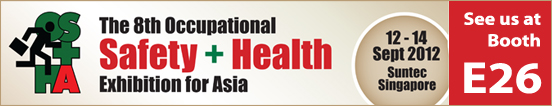 Upcoming Participating Events: The 8th Occupational Safety + Health Exhibition for Asia