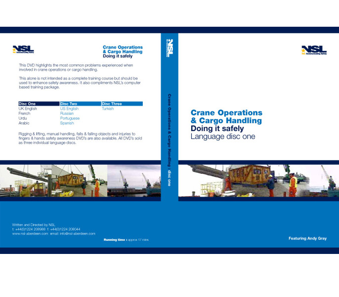 Crane Operations & Cargo Handling