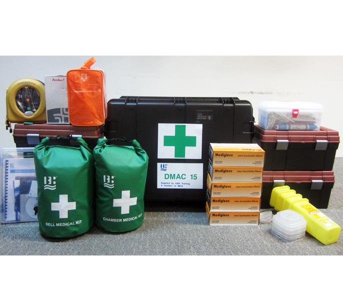 DMAC 15 Medical Kit