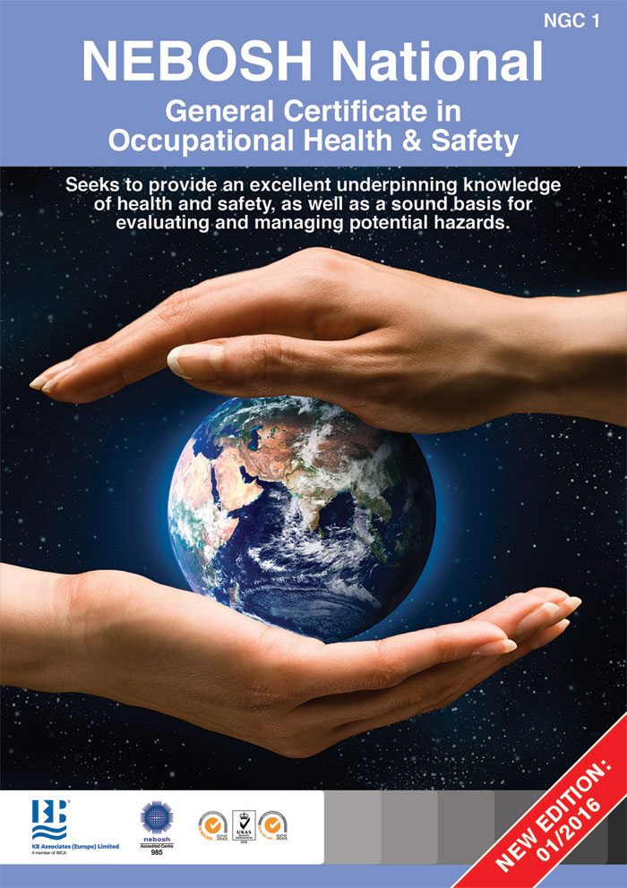 NEBOSH National General Certificate in Occupational Health and Safety (NGC 1 only)