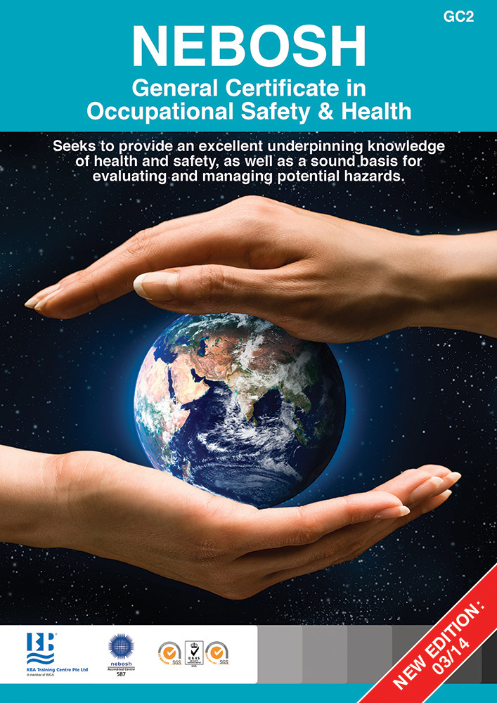 NEBOSH International General Certificate in Occupational Health and Safety (GC 2 only)
