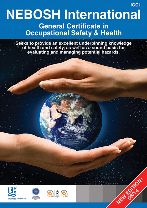 NEBOSH International General Certificate in Occupational Health and Safety (IGC 1 only)