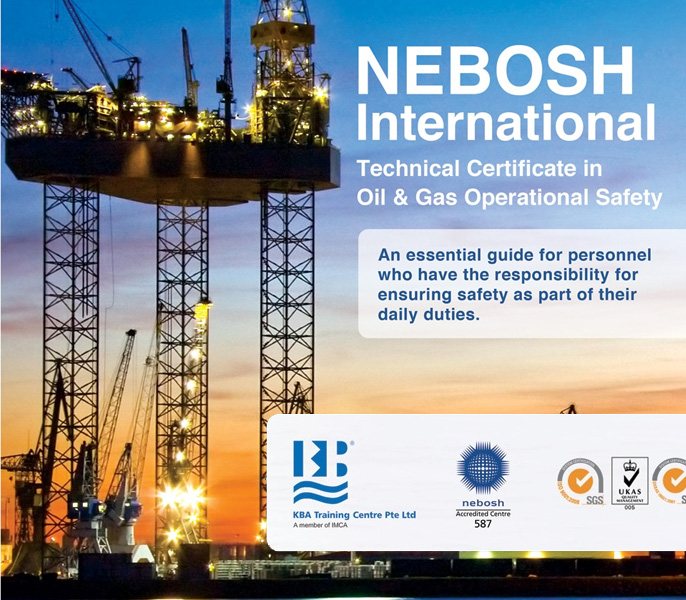 NEBOSH International Technical Certificate in Oil & Gas Operational Safety (2014 Edition)