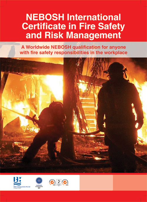 NEBOSH International Certificate in Fire Safety and Risk Management