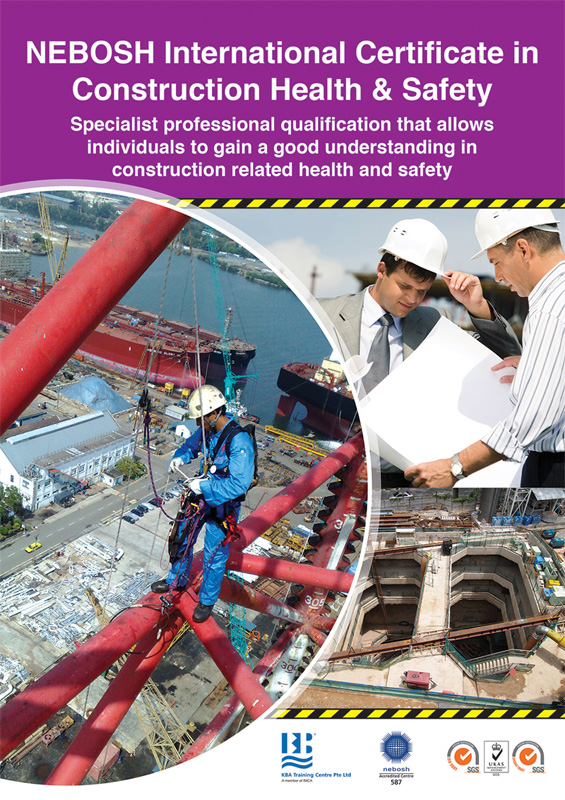 NEBOSH International Certificate in Construction Health & Safety