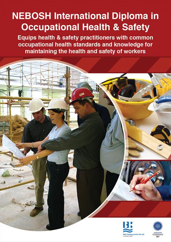 NEBOSH International Diploma Unit IC - International workplace and work equipment safety