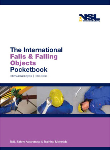 The International Falls & Falling Objects Pocketbook