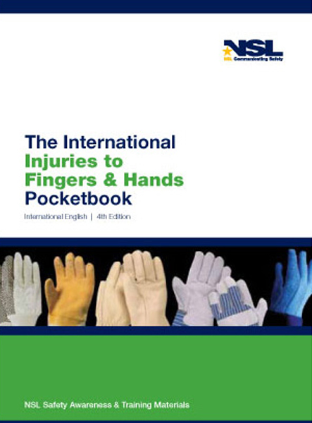 The International Injuries to Finger & Hands Pocketbook