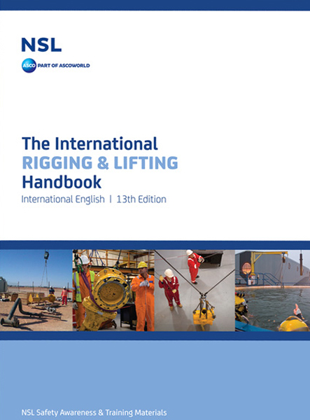 The International Rigging & Lifting Handbook