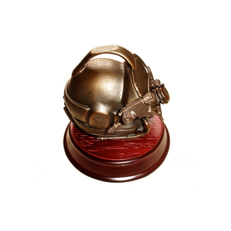 Kirby Morgan Superlite 17 MK 21 Helmet Paperweight (PW-03)