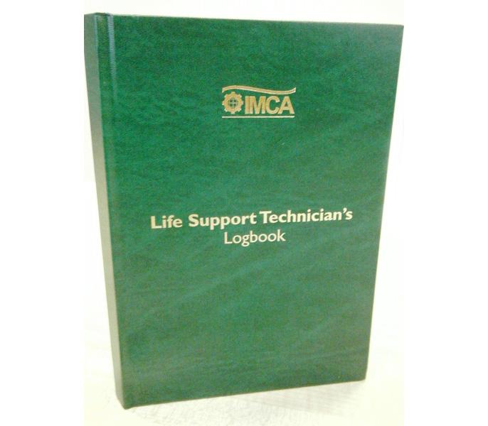 Life Support Technician's Logbook